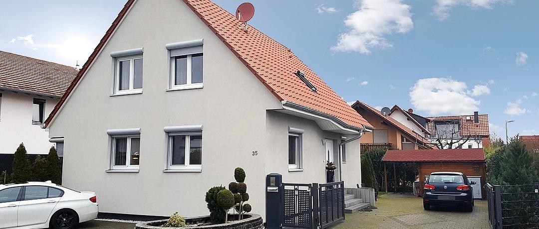 Vorschaubild der Immobilie: LAGE LAGE LAGE | Hochwertiges und familiengerechtes EFH mit technischen Extras