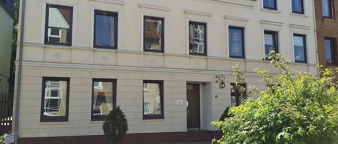Vorschaubild der Immobilie: Für Kapitalanleger | Gepflegtes und möbliertes Apartmenthaus am Flensburger Hafen