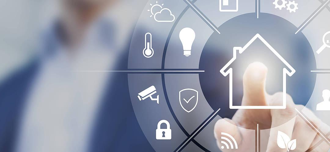 Smart Home – Digitalisierung des Wohnens