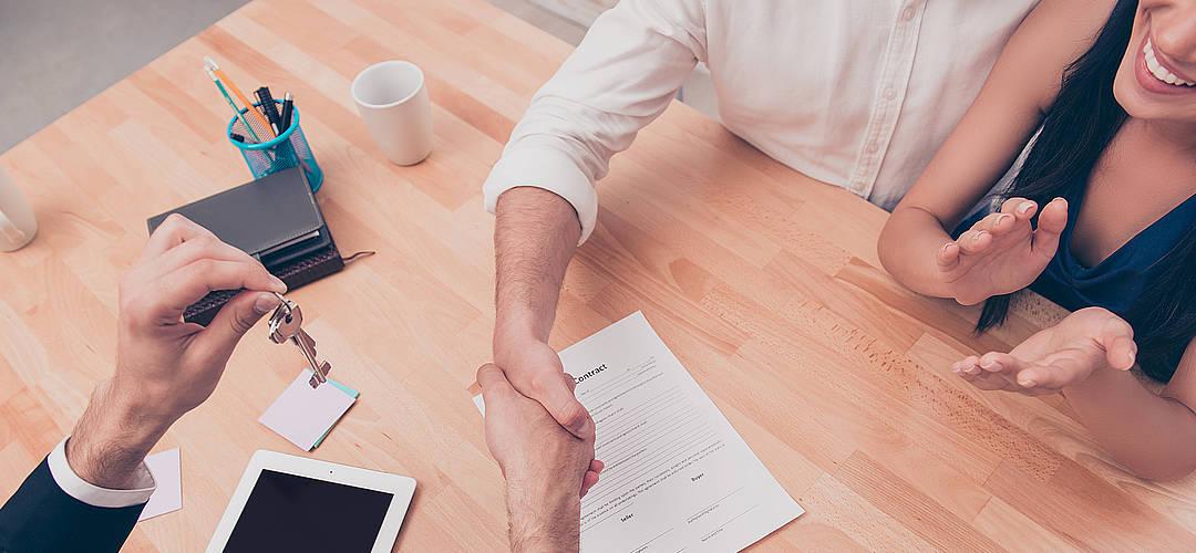 Immobilienerwerb – Zeitgleiche Finanzierung zweier Immobilien