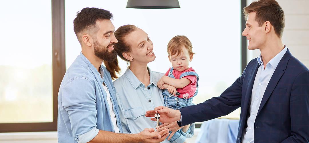 Gibt es das richtige Alter für den Immobilienkauf?