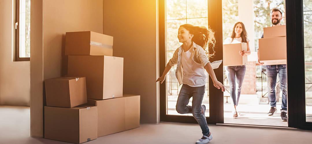 Immobilienmarkt 2021 – Wohntrends im neuen Jahr