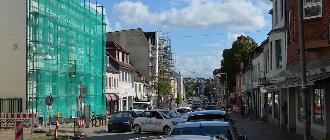 Vorschaubild der Immobilie: Zur Miete   Kernsanierte Etagenwohnung im Flensburger Norden