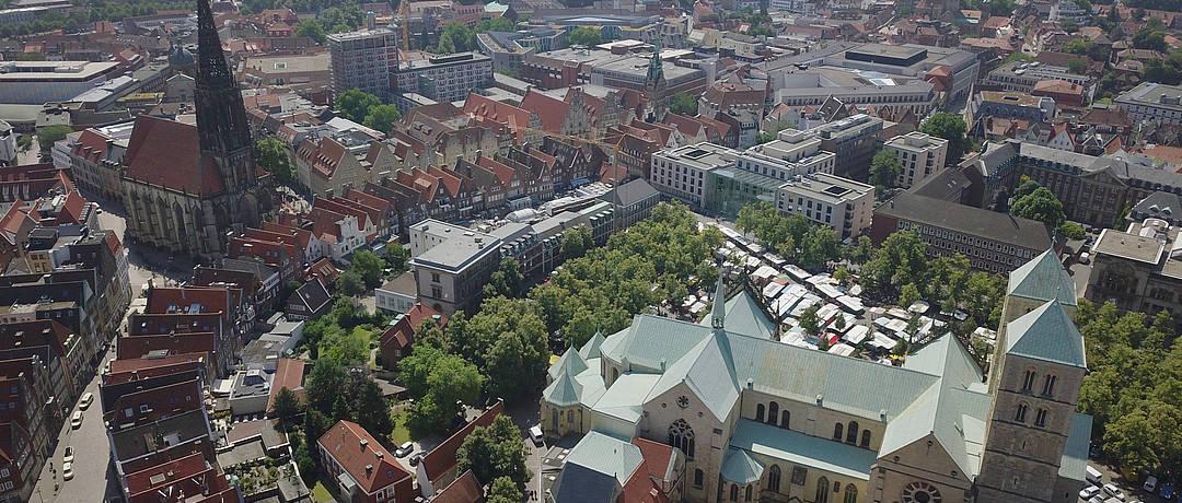 Jensen & Doering – Ihr Ansprechpartner für Immobilien in Münster