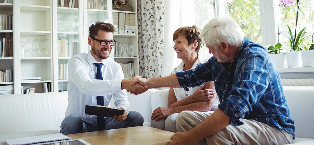 Immobilienkauf im Alter? – Finanzierung einer Immobilie auch ab 50+