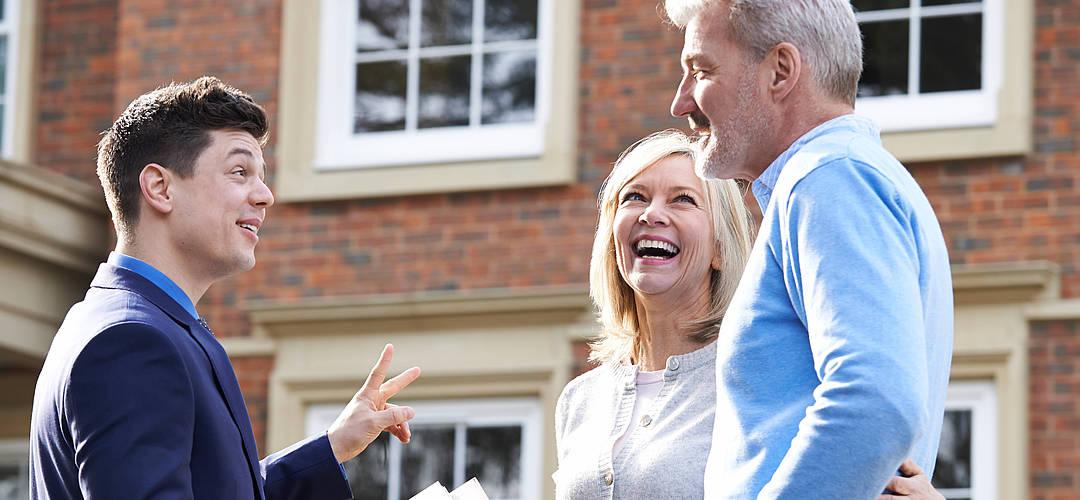 Immobilie verrenten – Möglichkeiten mit der Immobilie Ihre Rente aufzustocken