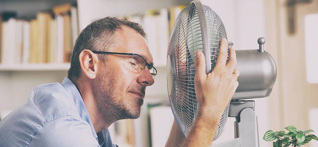 Abkühlung verschaffen an heißen Tagen – So kühlen Sie Ihre Immobilie ohne Klimaanlage