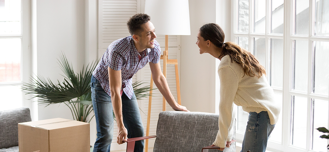 Hauskauf durch Finanzierung –Was Paare beachten sollten