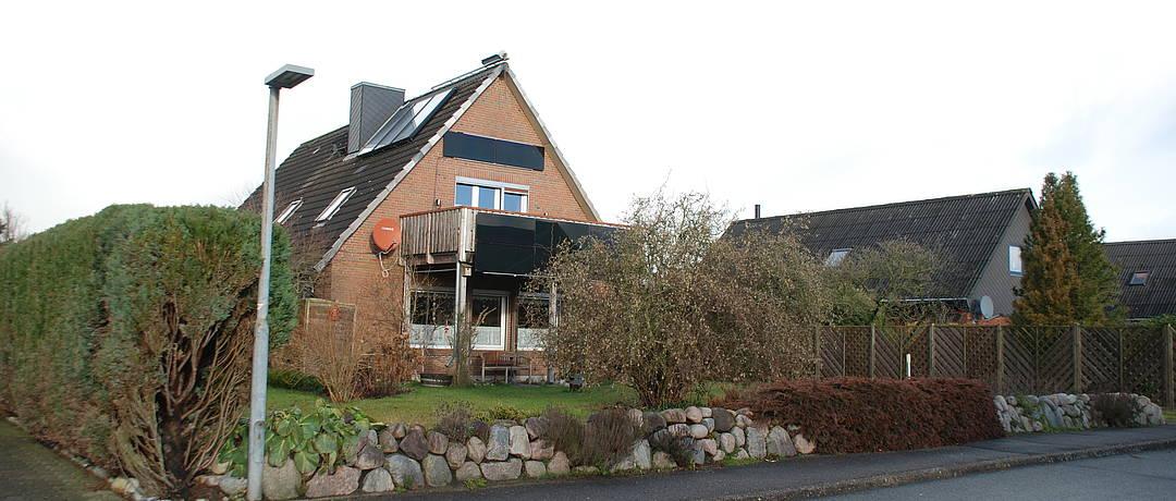 Vorschaubild der Immobilie: Sichere Kapitalanlage | Klassisches Einfamilienhaus in Handewitt als Zinshaus